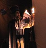 spectacle enfants livre magique Halloween